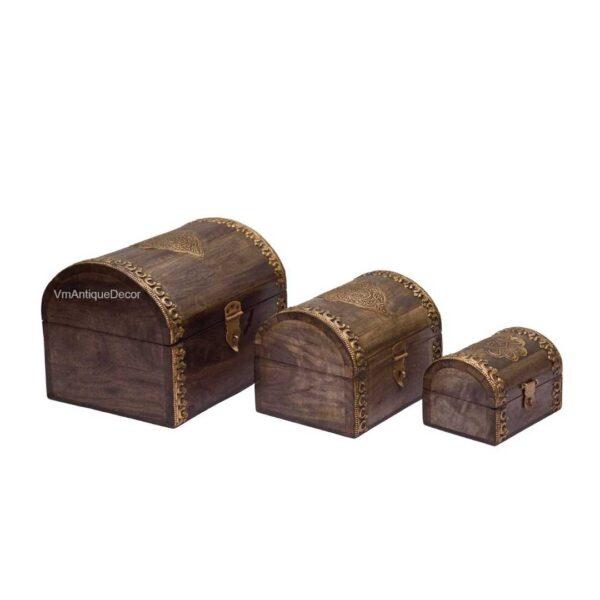 natural jewelery box