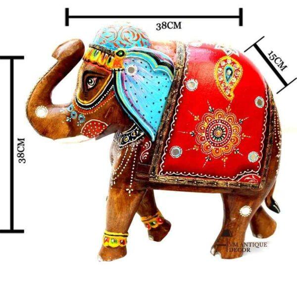 Elephant Showpiece