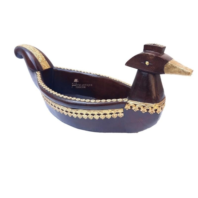 duck shape serving bowl