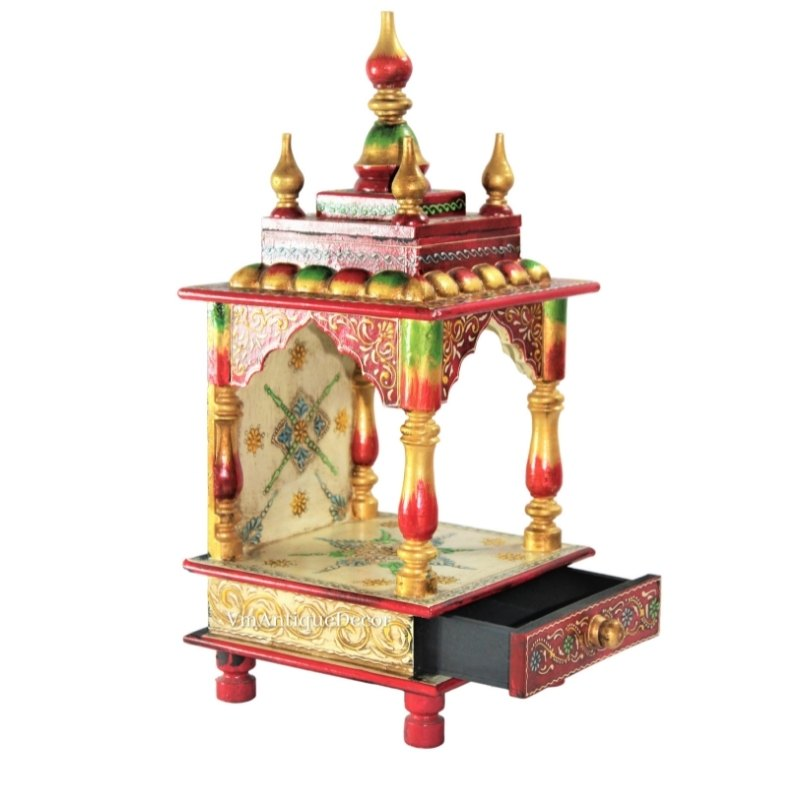 Beautifull Indian Hindu Religion Temple